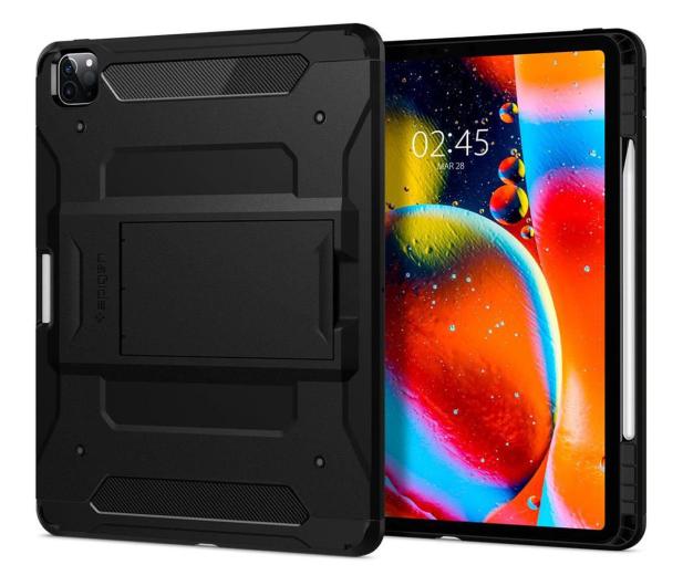 """Spigen Tough Armor do iPad Pro 12.9"""" (5. generacji) black - 657735 - zdjęcie"""
