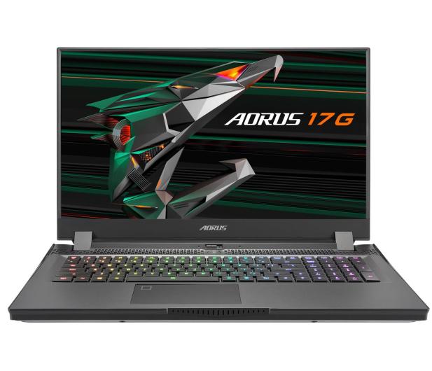 Gigabyte AORUS 17G i7-11800H/16GB/512/Win10 RTX3060 300Hz - 658252 - zdjęcie 3