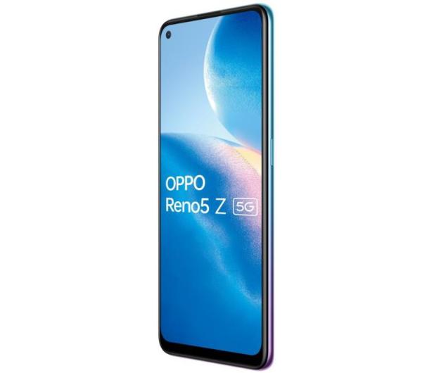 OPPO Reno5 Z 8/128GB Cosmo Blue  - 654709 - zdjęcie 2