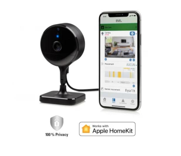 EVE Cam domowa kamera monitorująca - 651418 - zdjęcie 3