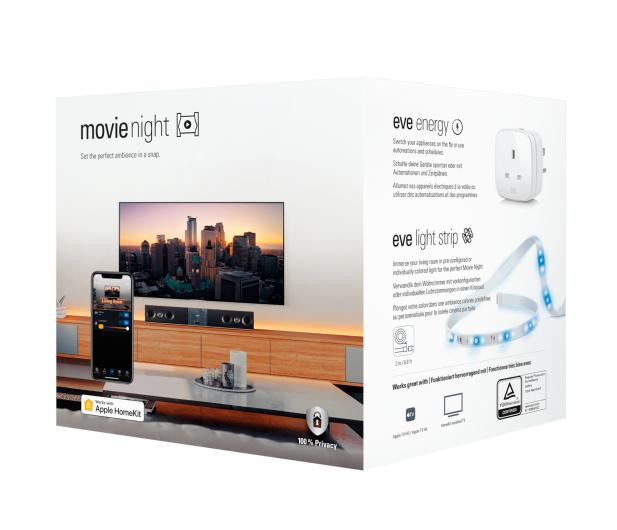 EVE Zestaw Movie Night gniazdo i taśma LED Light Strip - 651298 - zdjęcie 2