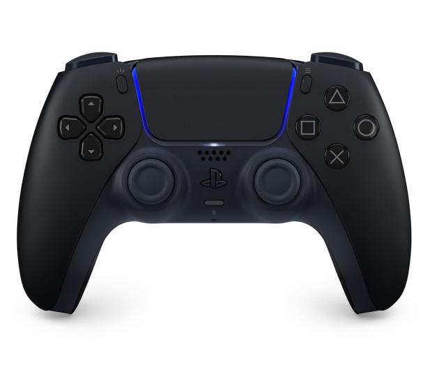 Sony Playstation 5 DualSense Czarny - 662640 - zdjęcie