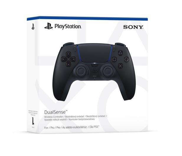 Sony Playstation 5 DualSense Czarny - 662640 - zdjęcie 5