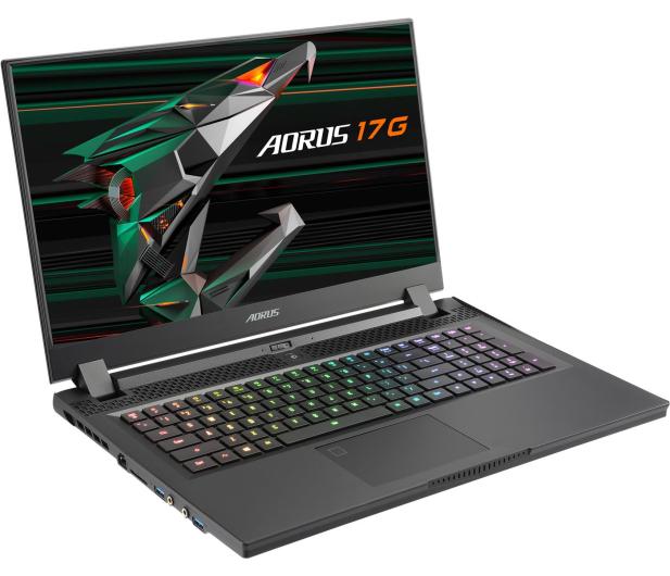Gigabyte AORUS 17G i7-11800H/32GB/512/Win10 RTX3070 - 655981 - zdjęcie 4