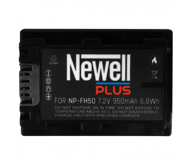 Newell Zamiennik NP-FH50 PLUS - 655435 - zdjęcie 3