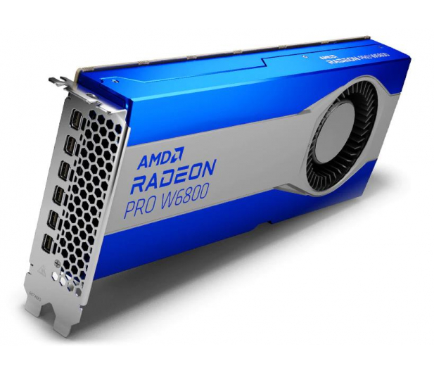AMD Radeon PRO W6800 32GB GDDR6  - 661718 - zdjęcie 2