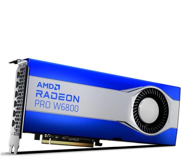 AMD Radeon PRO W6800 32GB GDDR6  - 661718 - zdjęcie