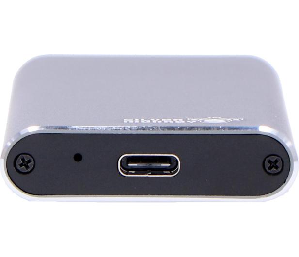 Silver Monkey Obudowa do dysku m.2 NVMe (USB-C) - 536252 - zdjęcie 4