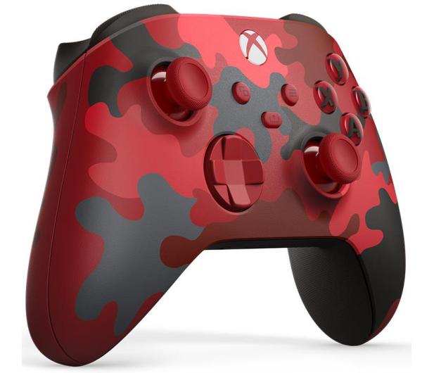 Microsoft Xbox Series Controller - Daystrike Camo - 652243 - zdjęcie 2
