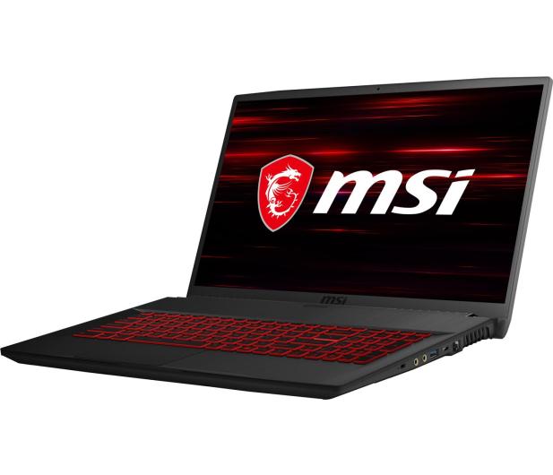 MSI GF75 i5-10300H/16GB/512/Win10 GTX1650 144Hz - 657180 - zdjęcie 2
