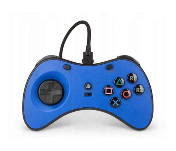 PowerA PS4 Pad przewodowy FUSION Fightpad - 655741 - zdjęcie