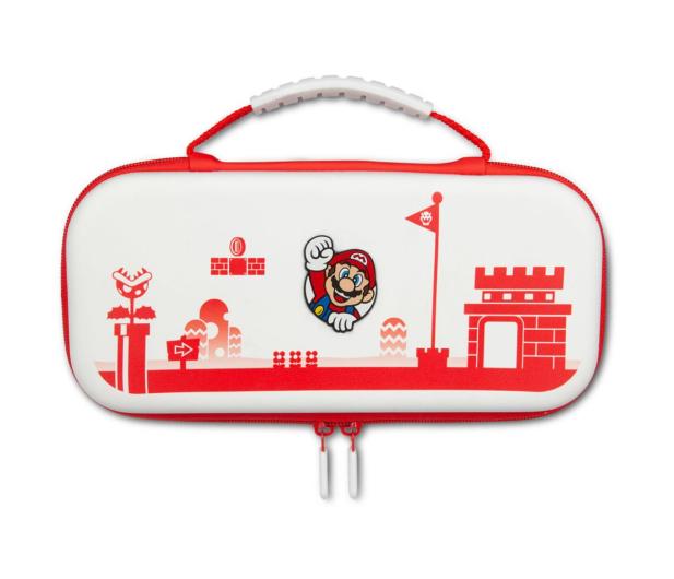 PowerA SWITCH Etui na konsole Mario Red & White - 655723 - zdjęcie