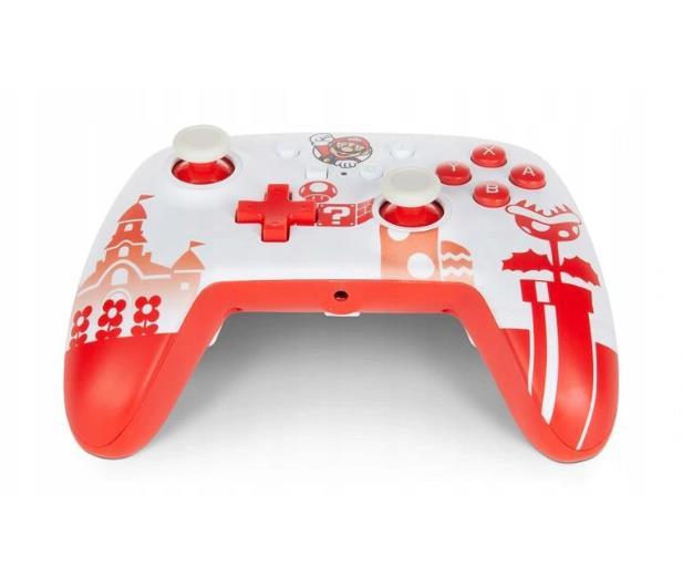 PowerA SWITCH Pad przewodowy Mario Red & White - 655750 - zdjęcie 7