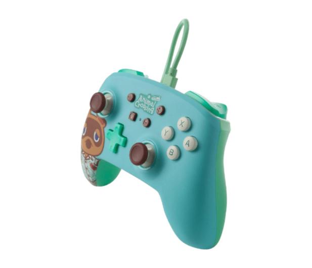 PowerA Pad przewodowy Animal Crossing Tom Nook - 655747 - zdjęcie 4