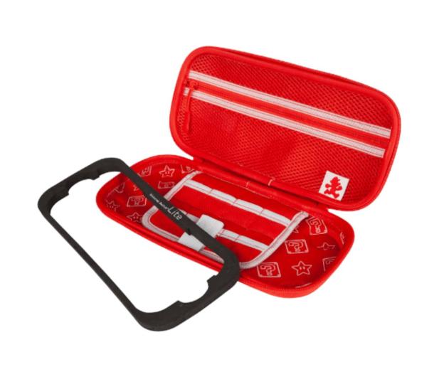 PowerA SWITCH Etui na konsole Mario Red & White - 655723 - zdjęcie 3