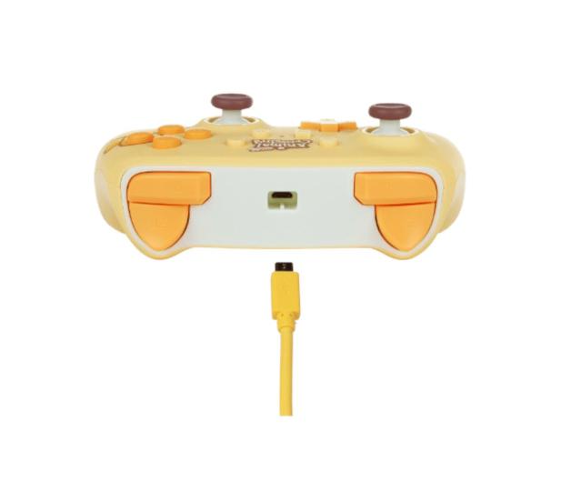 PowerA SWITCH Pad przewodowy Animal Crossing Isabelle - 655745 - zdjęcie 4