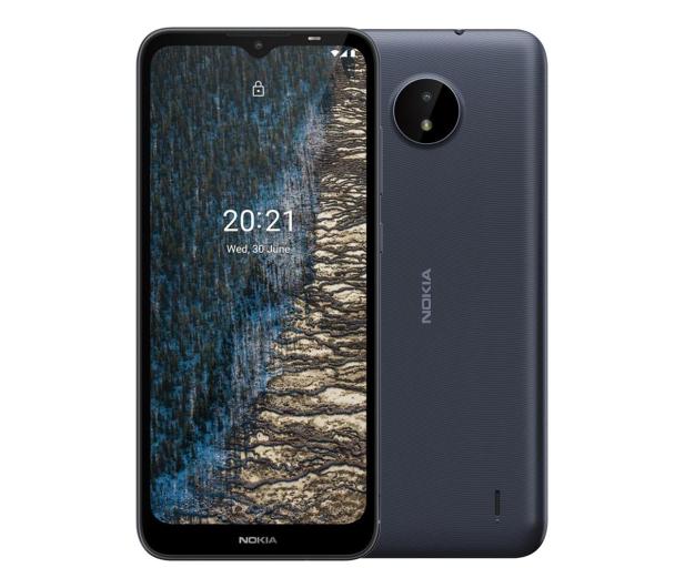Nokia C20 Dual SIM 2/32GB niebieski - 654991 - zdjęcie
