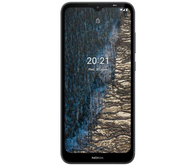 Nokia C20 Dual SIM 2/32GB niebieski - 654991 - zdjęcie 4