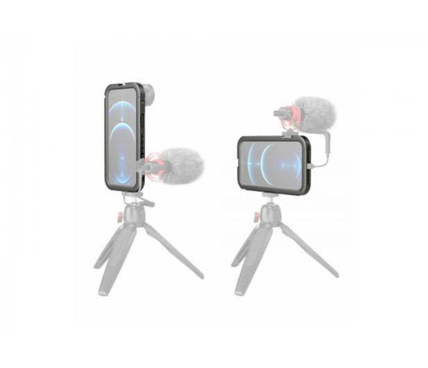 SmallRig Klatka z uchwytem do iPhone 12 Pro Max - 655753 - zdjęcie 2
