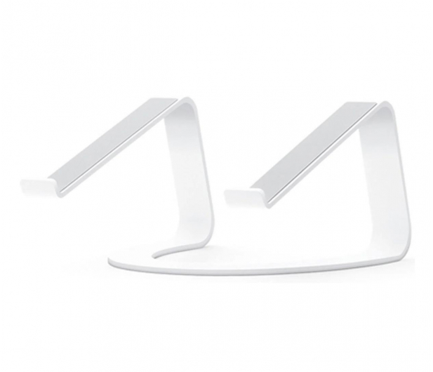 Twelve South Curve aluminiowa podstawka do MacBook biały - 660510 - zdjęcie