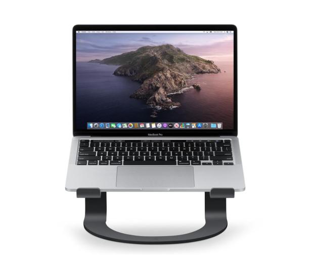 Twelve South Curve aluminiowa podstawka do MacBook czarny - 660508 - zdjęcie 2