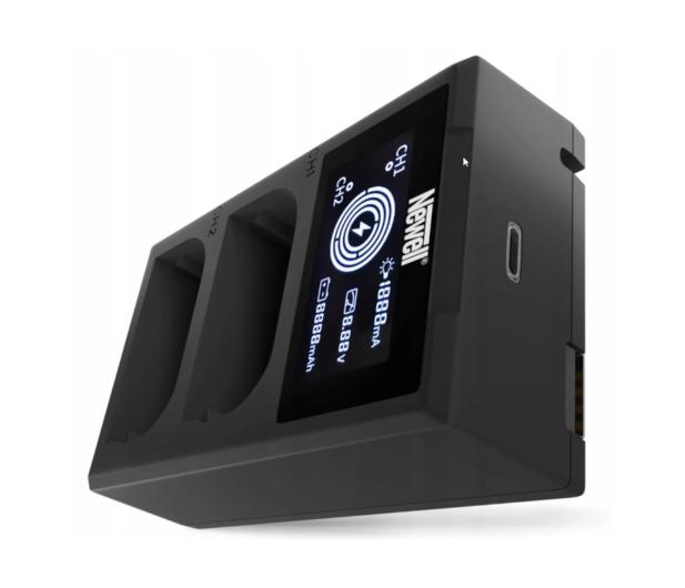 Newell FDL-USB-C do akumulatorów NP-BX1 - 657500 - zdjęcie 2