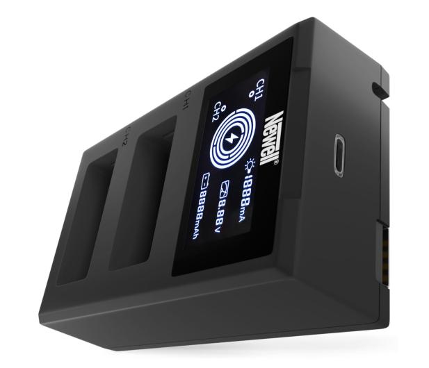 Newell Newell FDL-USB-C do akumulatorów LP-E17 - 657504 - zdjęcie 4