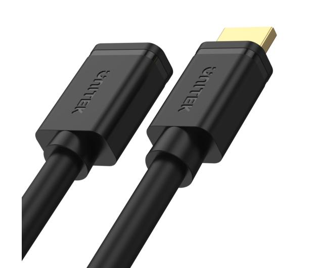 Unitek Przedłużacz HDMI (M) - HDMI 2.0 (F) 2m - 662685 - zdjęcie 3