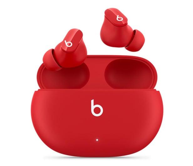 Apple Beats Studio Buds czerwony - 662002 - zdjęcie