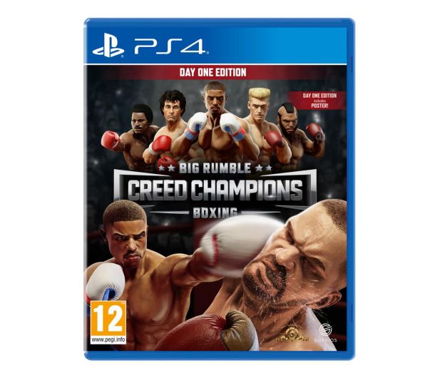 PlayStation Big Rumble Boxing: Creed Champions Day One Edition - 662673 - zdjęcie