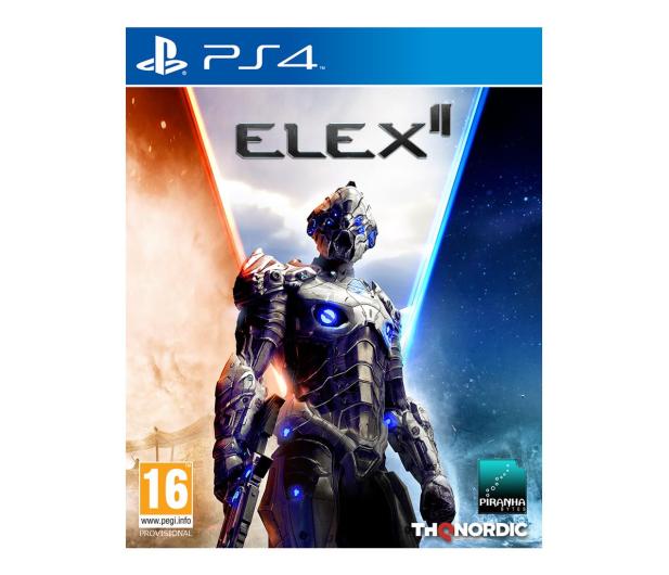 PlayStation Elex 2 - 662975 - zdjęcie