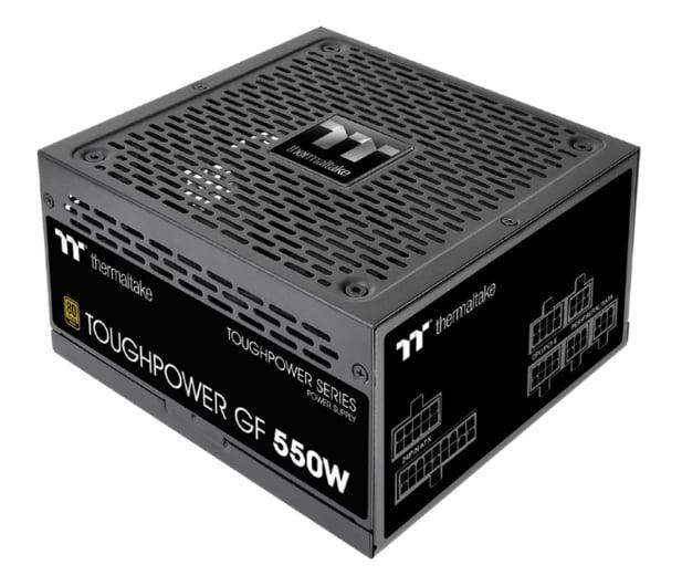Thermaltake Toughpower GF 550W 80 Plus Gold - 662273 - zdjęcie
