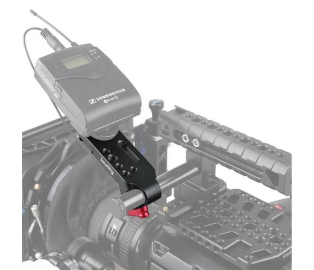 SmallRig Płytka montażowa Mini 15mm ROD Clamp - 653410 - zdjęcie 2