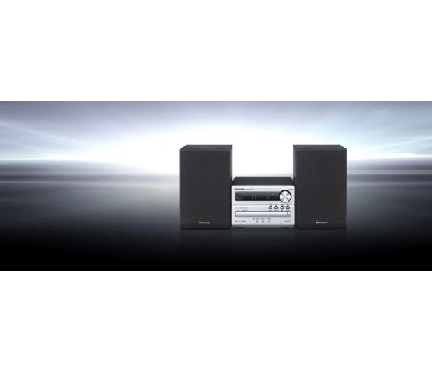 Panasonic SC-PM250EC Srebrny - 661136 - zdjęcie 2