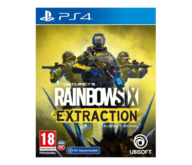 PlayStation Rainbow Six Extraction - 664306 - zdjęcie