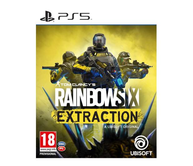 PlayStation Rainbow Six Extraction - 664310 - zdjęcie
