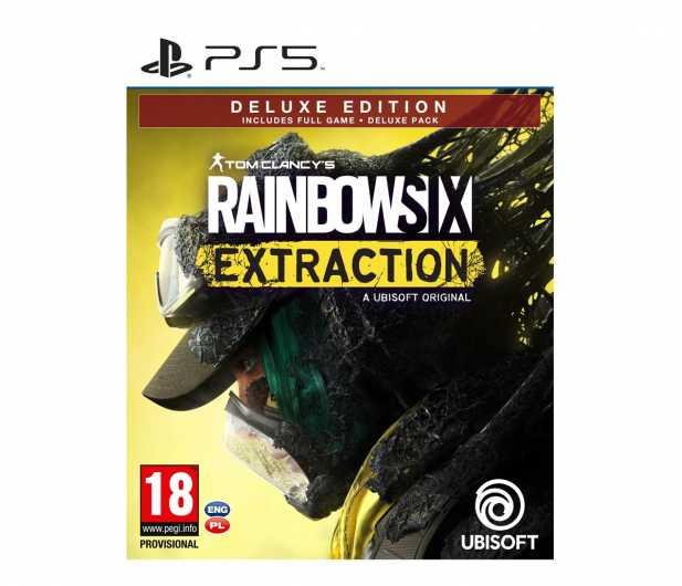 PlayStation Rainbow Six Extraction Deluxe Edition - 664311 - zdjęcie