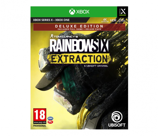 Xbox Rainbow Six Extraction Deluxe Edition - 664316 - zdjęcie