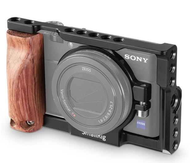 SmallRig Klatka do Sony RX100III/ IV/ V - 653443 - zdjęcie