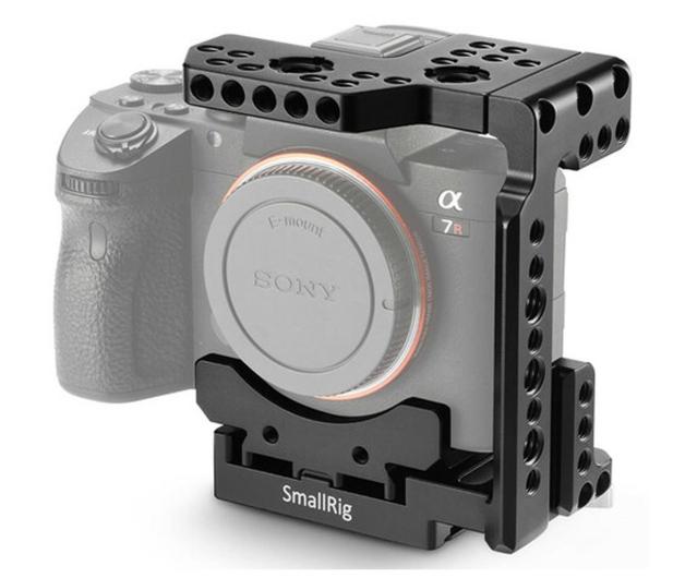 SmallRig Klatka połówkowa do Sony A7II/ A7RII/ A7SII  - 653441 - zdjęcie