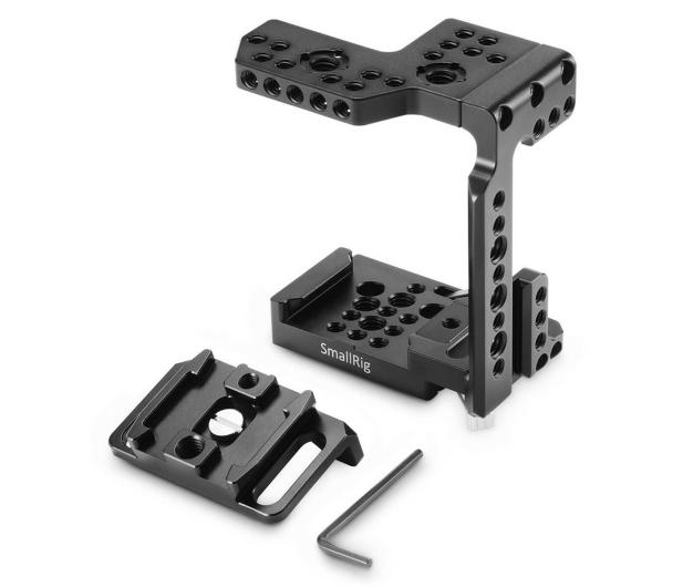 SmallRig Klatka połówkowa do Sony A7II/ A7RII/ A7SII  - 653441 - zdjęcie 2