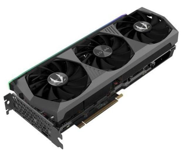 Zotac GeForce RTX 3080 Ti Gaming AMP Holo 12GB GDDRX6 - 661580 - zdjęcie 2