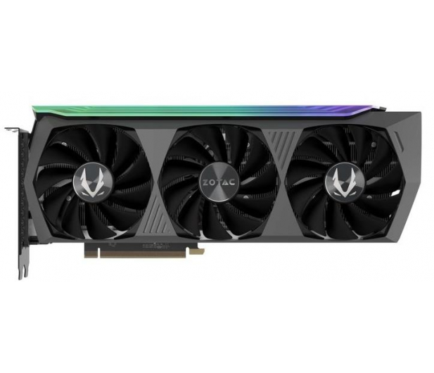 Zotac GeForce RTX 3080 Ti Gaming AMP Holo 12GB GDDRX6 - 661580 - zdjęcie 4