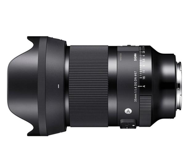 Sigma A 35mm f1.4 Art DG DN Sony E - 664220 - zdjęcie