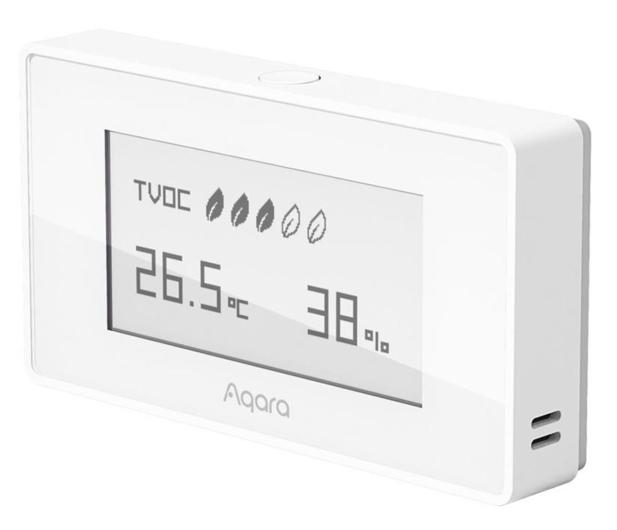 Aqara Czujnik jakości powietrza TVOC - 664309 - zdjęcie