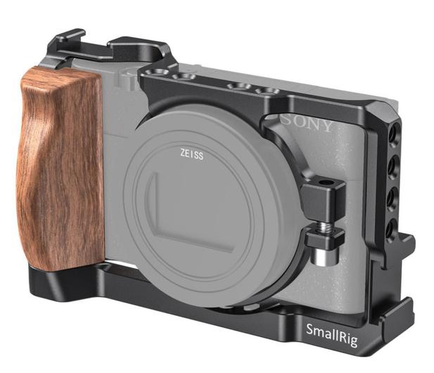SmallRig Klatka do Sony RX100VI/ VII - 653561 - zdjęcie