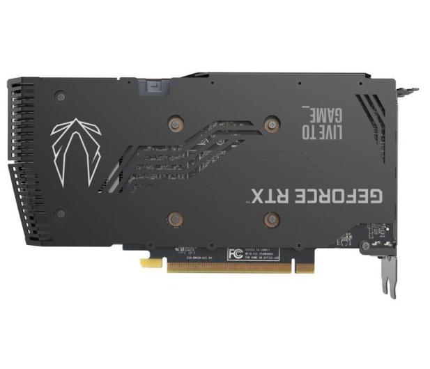 Zotac RTX 3060 Ti Gaming Twin Edge OC LHR 8GB GDDR6 - 661601 - zdjęcie 5
