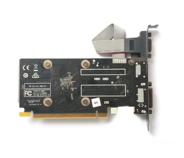 Zotac GeForce GT 710 2GB DDR3 - 661603 - zdjęcie 5