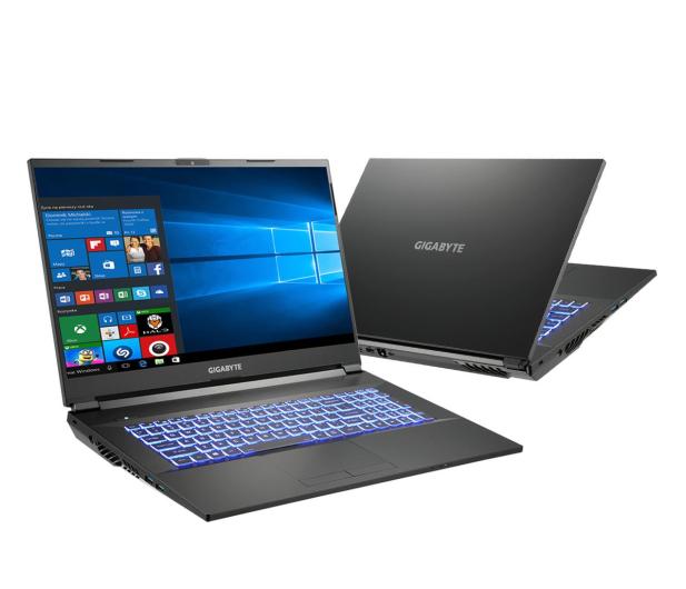 Gigabyte A7 R9-5900HX/16GB/512/Win10 RTX3070 144Hz - 662555 - zdjęcie