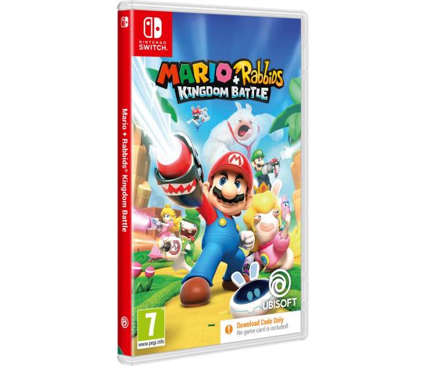 Switch Mario + Rabbids Kingdom Battle - 664571 - zdjęcie 2